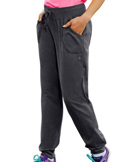 Champion M0590 Womens Jersey Pocket Pants