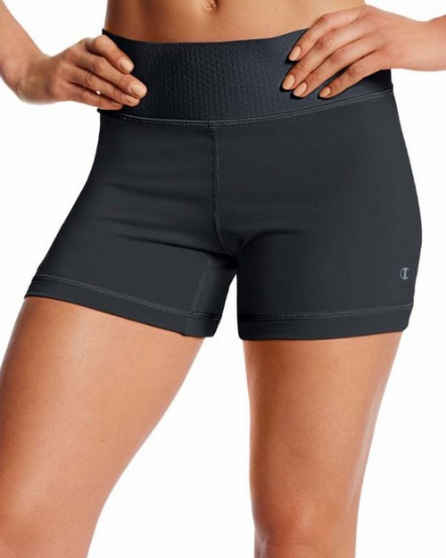 Champion M0821 Womens Absolute Fusion Shorts With Smoothtec Waistband