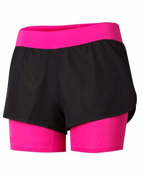 Champion M0917t Gear Womens New Two-In-One Shorts