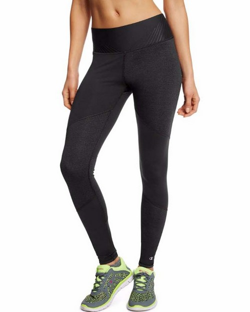 Champion M0940 Womens Run Tights With Smoothtec Band