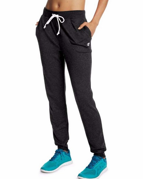 Champion M0944 Womens French Terry Jogger Pants