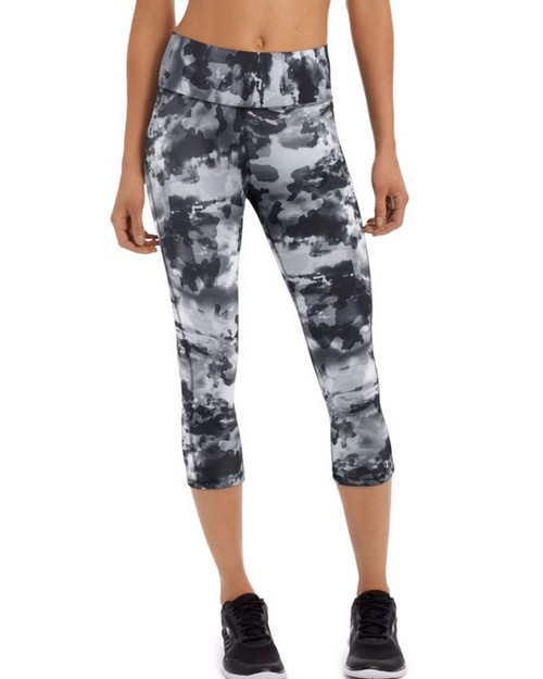 Champion M1590P Womens Absolute Print Capris