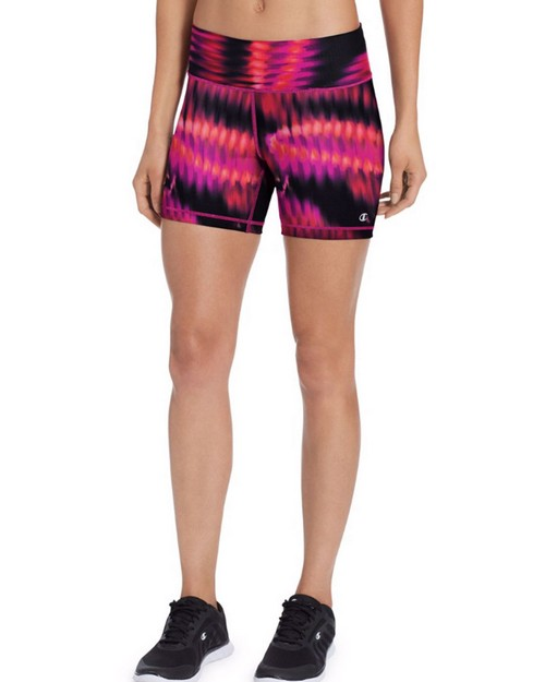 Champion M5024P Womens Absolute Printed Shorts