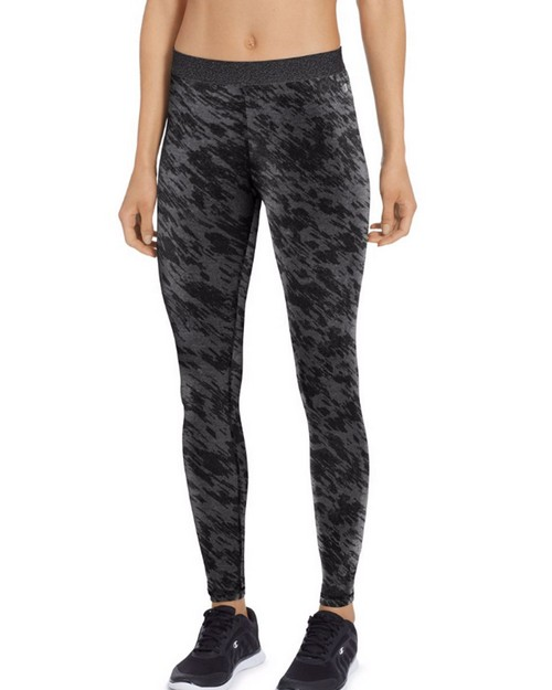 Champion M5071P Womens Everyday Printed Tights