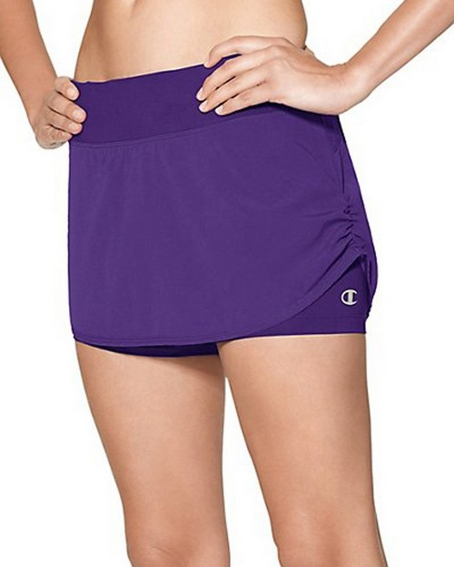 Champion M7402 PerforMax Skirt With Inner Bike Short