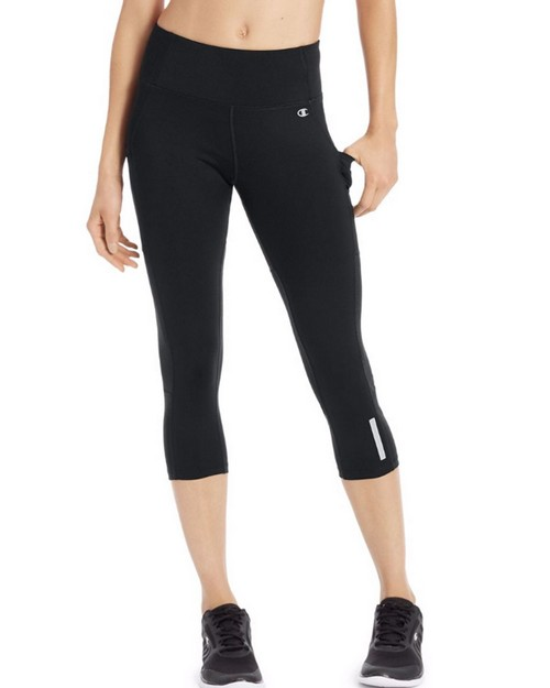Champion M9931 Women Mesh Capri