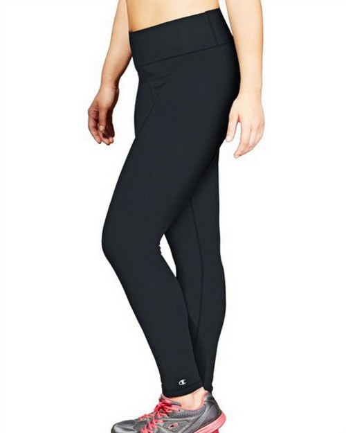 Champion QM0980 Womens Plus Absolute Tights with SmoothTec Band