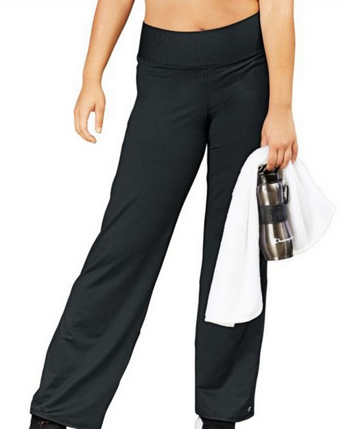 Champion QM0981 Womens Plus Absolute Semi-Fit Pants with SmoothTec Band