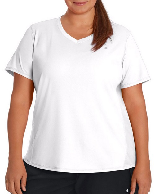 Champion QW5401 Vapor Select Womens Plus Tee