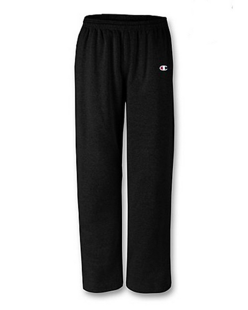 Champion RW50 Reverse Weave Open Bottom Pant