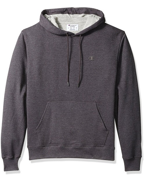 Champion S0889 Mens Powerblend Fleece Pullover Hoodie