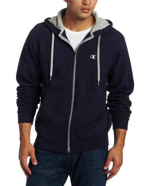 Champion S2468 Eco Fleece Full Zip Hoodie