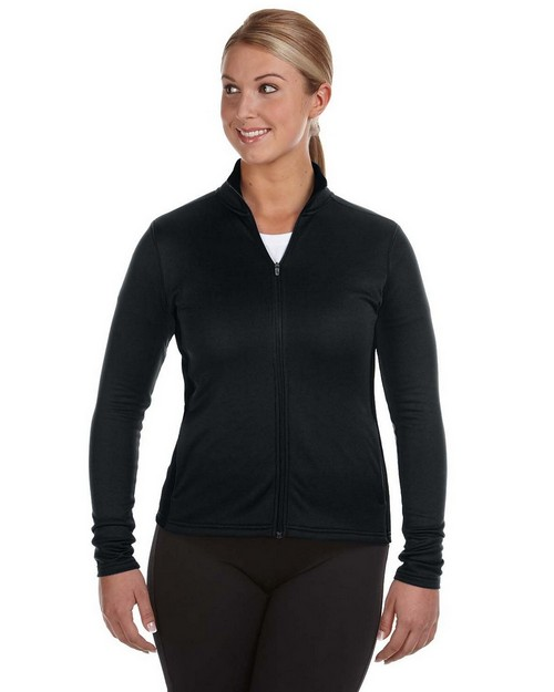 Champion S260 Ladies Performance Colorblock Full Zip Jacket