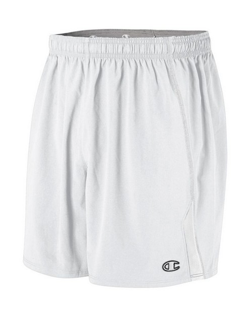 Champion SC25 Mens Playmaker Double Dry Woven 7 Inch Soccer Short