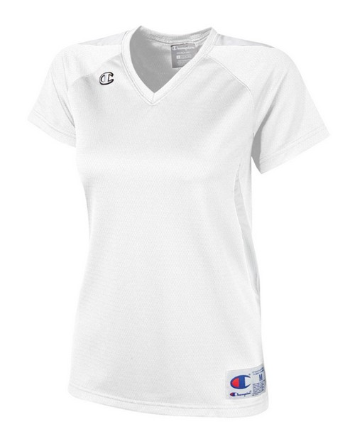 Champion SF20 Womens Strike Double Dry Short Sleeve Jersey