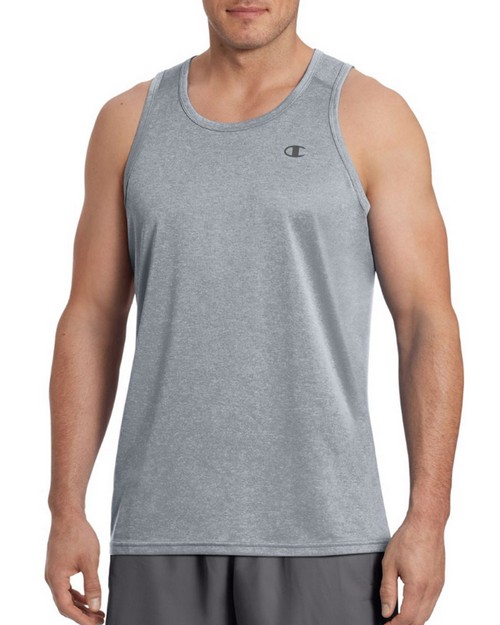 Champion T0050 Vapor Mens Heather Tank