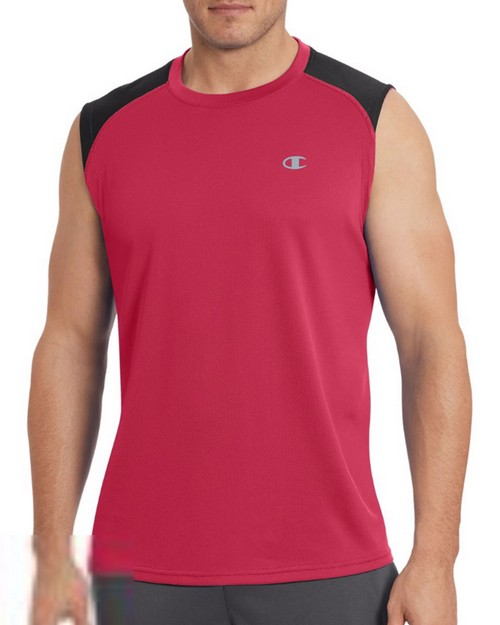 Champion T0882 Vapor Select Mens Muscle Tee