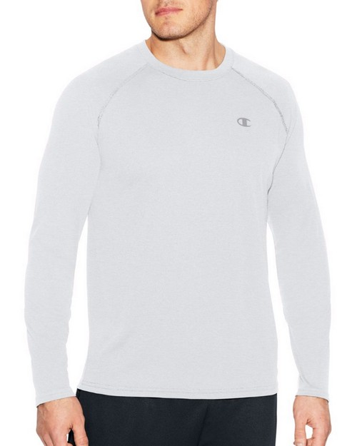 Champion T1030 Mens C Vapor Select Long Sleeve Tee