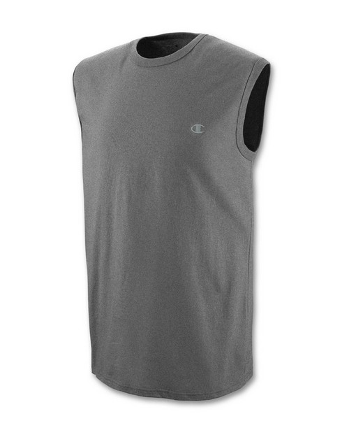 Champion T2231 Mens Jersey Muscle Tee