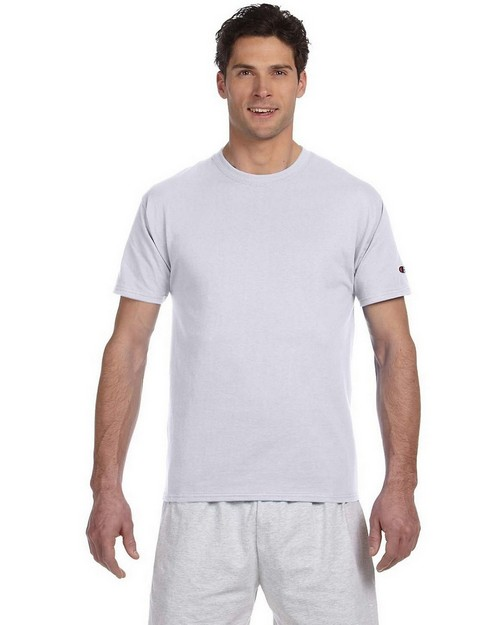 Champion T525C Cotton Tagless Short Sleeve T-Shirt - Men's