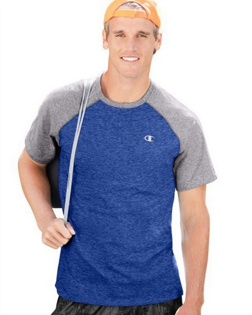 Champion T8822 Vapor Cotton Mens Tee