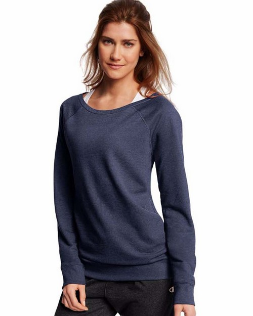 Champion W0943 Womens French Terry Top