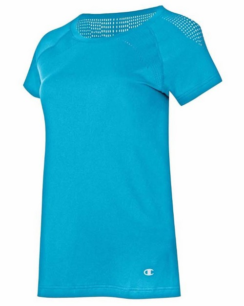 Champion W0949T Gear Womens Seamless Tee