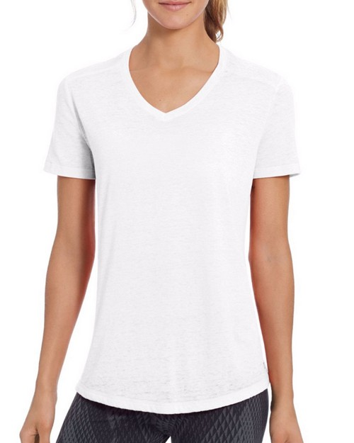Champion W1272 Womens Authentic Wash Boyfriend Tee