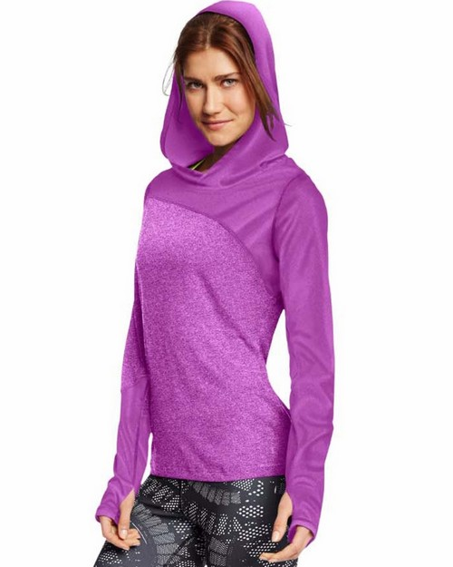 Champion W9710 Womens Train Hoodie