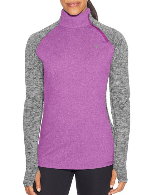 Champion W9915 Womens C Vapor Quarter Zip