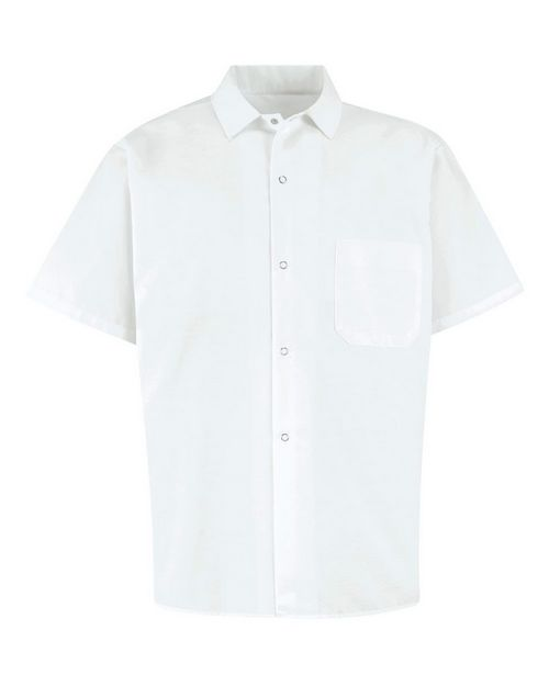 Chef Designs 5028 80/20 Poplin Cook Shirt