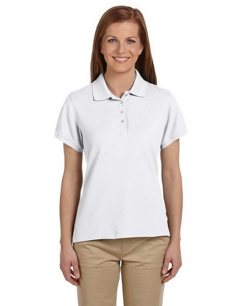 Chestnut Hill CH100W Ladies' Performance Plus Pique Polo