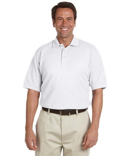 Chestnut Hill CH100 Men's Performance Plus Pique Polo