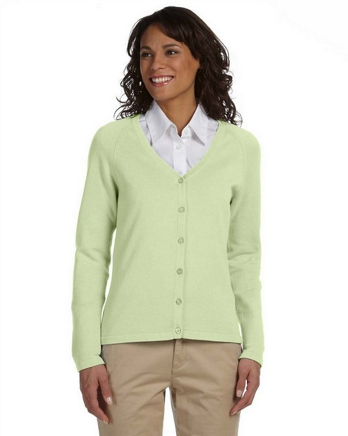 Chestnut Hill CH405W Ladies' Six-Button Cardigan