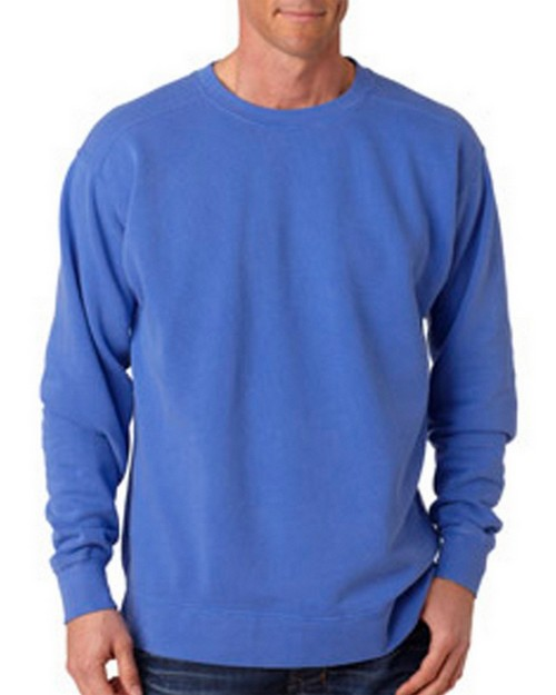 Chouinard 1566 Adult Garment-Dyed Crew Neck Sweatshirt