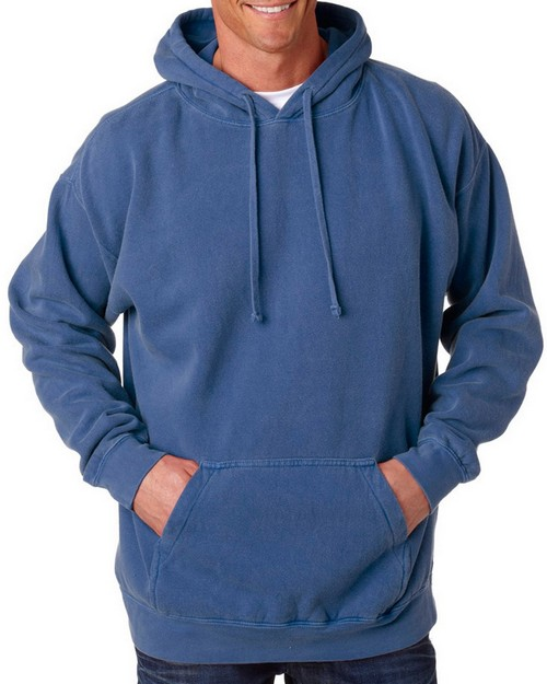 Chouinard 1567 Adult Garment-Dyed Hooded Sweatshirt