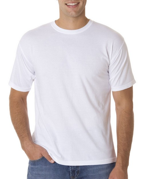 Chouinard 4017 Adult Garment-Dyed Combed Ring-Spun Cotton Tee