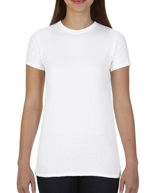 Chouinard C4200 Comfort Colors Ladies' Fitted Tee