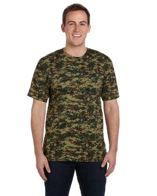 Code Five 3906 Adult Camouflage Tee