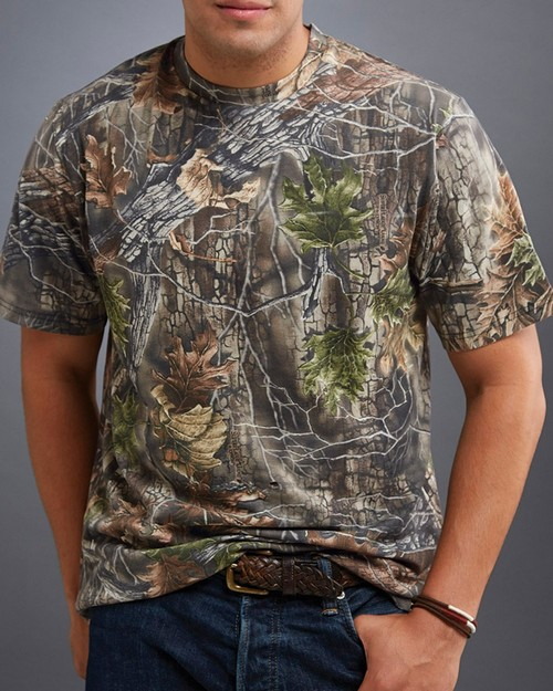 Code Five 3960 Adult Lynch Traditions Camouflage T-Shirt