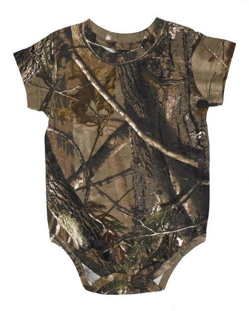Code V 4485 CF Infant Realtree Creepr