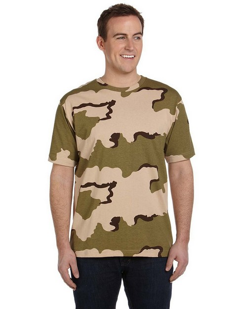 Code Five LS3906 5.5 oz. Adult Camouflage T-Shirt