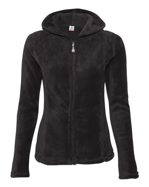 Colorado Clothing 6233 Womens Paonia Hooded Full-Zip Jacket