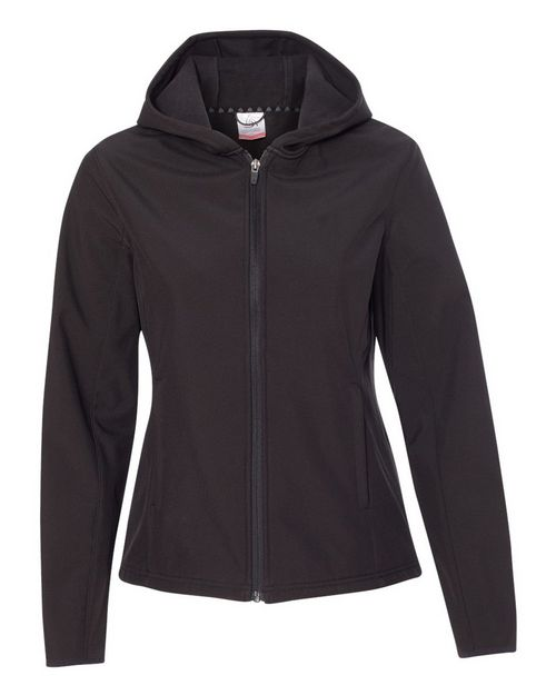 Colorado Clothing 9617 Womens Antero Hooded Soft Shell Jacket