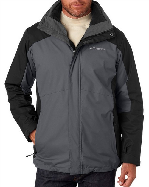 Columbia Sportswear 1048 Columbia Men's Eager Air trade Interchange Jacket