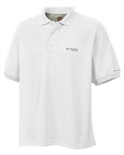 Columbia 6016 Mens Perfect Polo
