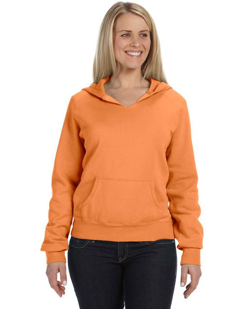 Comfort Colors 1595 Ladies Front Slit Pullover Hood