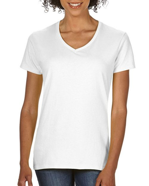 Comfort Colors 3199 Womens V-Neck Tee