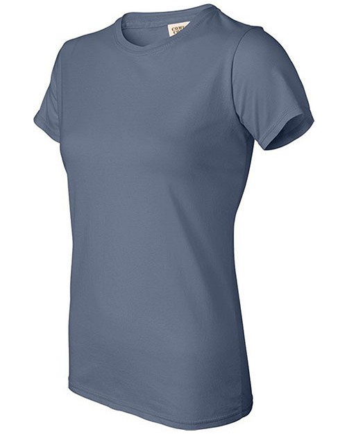 Comfort Colors 4200 By Chouinard Ladies Ring-Spun Fitted Tee