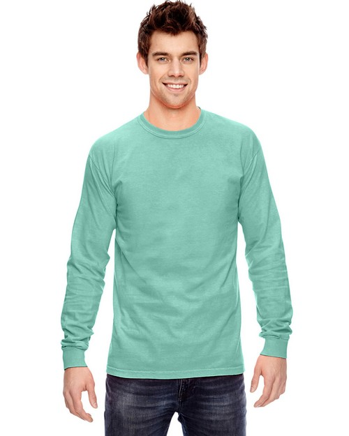Comfort Colors 6014 Adult Ring-Spun Long Sleeve Tee